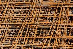 Engranzamento de fio da construção Imagem de Stock