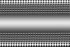 Engranzamento de prata ilustração do vetor