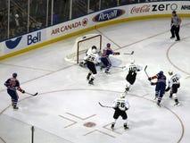 Engrasadores contra Mighty Ducks 5 Fotografía de archivo