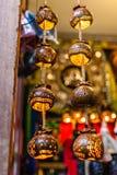 Engraved lanterns Stock Photo