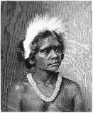 Aboriginal woman Stock Photos