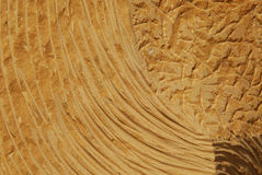 Engraving sand stone texture. Sand stone texture by engraving Stock Images
