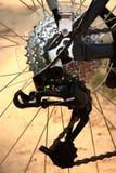 Engrenagem da bicicleta foto de stock