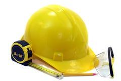 Engrenagem da construção Fotografia de Stock Royalty Free