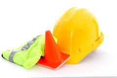 Engrenagem da construção Foto de Stock Royalty Free
