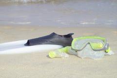 Engrenagem de mergulho Imagem de Stock Royalty Free