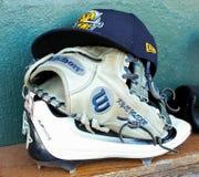 Engrenagem do basebol Imagens de Stock Royalty Free