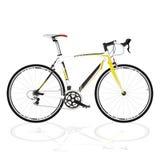 Engrenagem fixa da bicicleta Fotografia de Stock Royalty Free