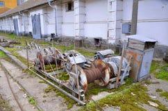 Engrenagem industrial Fotos de Stock