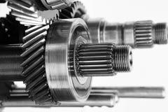 Engrenagem mecânica Fotos de Stock Royalty Free