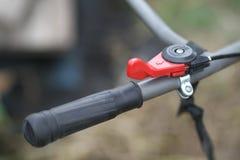 Engrenagem velha da bicicleta Fotos de Stock Royalty Free