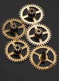 Engrenagens Imagem de Stock