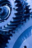 Engrenagens do mecanismo Fotografia de Stock