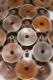 engrène industriel Images stock