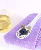 Enguia e caviar Imagens de Stock Royalty Free