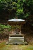 Engyo-ji Buddhist temple, Mt. Shosha, Japan Stock Image