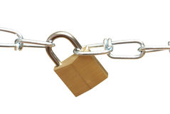 Enhanced Security royalty free stock image