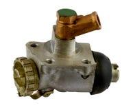 Enhet för cylinder för hjul för import för antik tappningbil hydraulisk med regulatorn arkivbild
