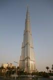 enhet för burjdubai khalifa Royaltyfri Fotografi