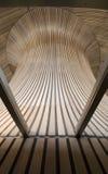 enhet som bygger det nya taket welsh Fotografering för Bildbyråer