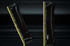 Enheter för RAM minne Arkivbild