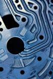 enhetsbilkugghjul Arkivfoto