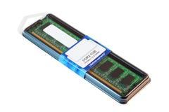 enhetspacke för minne ddr2 Arkivfoton