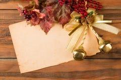 Enhorabuena con días de fiesta del Año Nuevo Imágenes de archivo libres de regalías