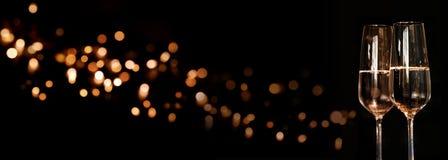 Enhorabuena del Año Nuevo Imagen de archivo libre de regalías