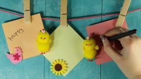 Enhorabuena en Pascua metrajes