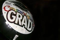 Enhorabuena a graduar Imagen de archivo libre de regalías