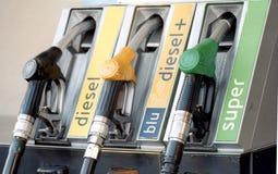 ENI Agip benzynowa stacja Zdjęcie Royalty Free