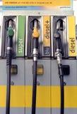 ENI Agip benzynowa stacja Obrazy Royalty Free