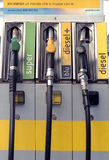ENI Agip gas station Royalty Free Stock Images