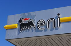 Eni, Italy Royalty Free Stock Photography