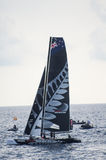 ENice, extreme sailing team, France, Europe Royalty Free Stock Photos