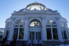 Enid A Conservatoire 20 de Haupt Photographie stock libre de droits
