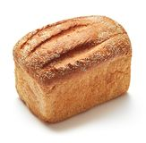 Enig brood van brood stock afbeelding