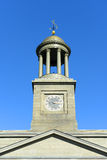 Enig första församlingkyrka, Quincy, Massachusetts Royaltyfria Bilder