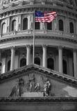 Enig statlig Capitolbyggnad royaltyfri bild