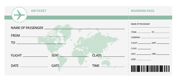 Enig vlak pictogram Royalty-vrije Stock Foto