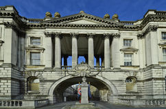 Eniga Kungarike-London arkivfoto