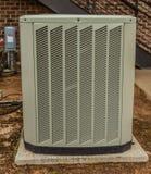 Enige Airconditioningseenheid royalty-vrije stock afbeeldingen