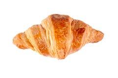 Enige Croissant Royalty-vrije Stock Foto