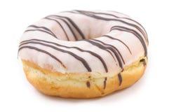 Enige doughnut Stock Foto