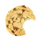Enige koekjesbeet Stock Foto's