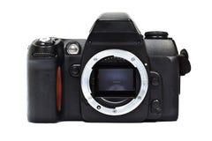 Enige lens reflexcamara Royalty-vrije Stock Afbeeldingen