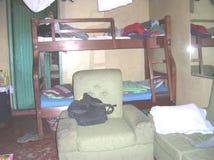 Enige Roomed-Slaapkamer Stock Afbeeldingen