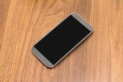 Enige Slimme Telefoon met het Lege Scherm Stock Fotografie