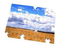 Enigma Foto de Stock